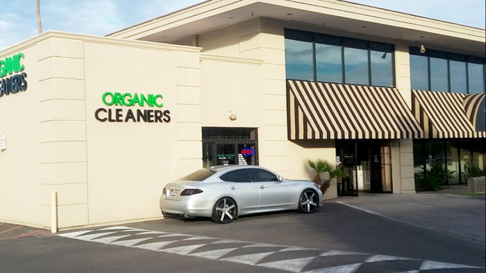 organic dry cleaners and laundry scottsdale